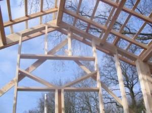 Vorden hout-skeletbouw